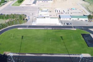 Concrete - Brush High School Project Image