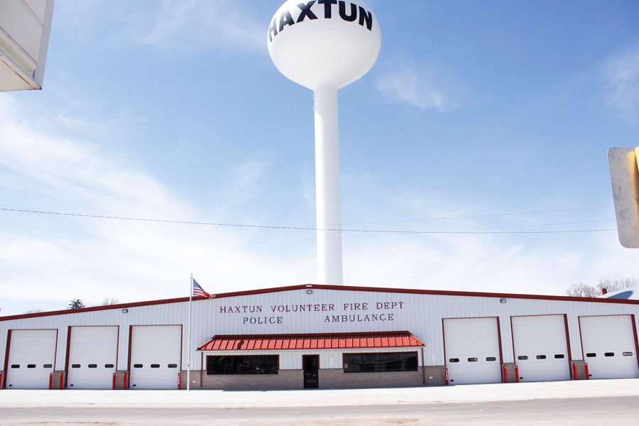 Community - Haxtun Fire Department Project Image