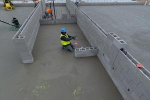 Concrete - Wiggins High School Project Image